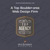 McBreen Marketing Has Been Named a Top Boulder Web Design Firm