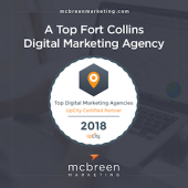 McBreen Marketing Has Been Named a Top Fort Collins Digital Marketing Agency