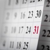 Step 7 to Small Business Marketing Success–You Must Live By the Calendar