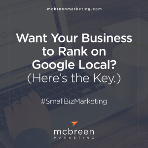 Want Your Business to Rank on3Google Local_ (Here's the Key.)