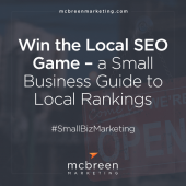 Win the Local SEO Game – a Small Business Guide to Local Rankings