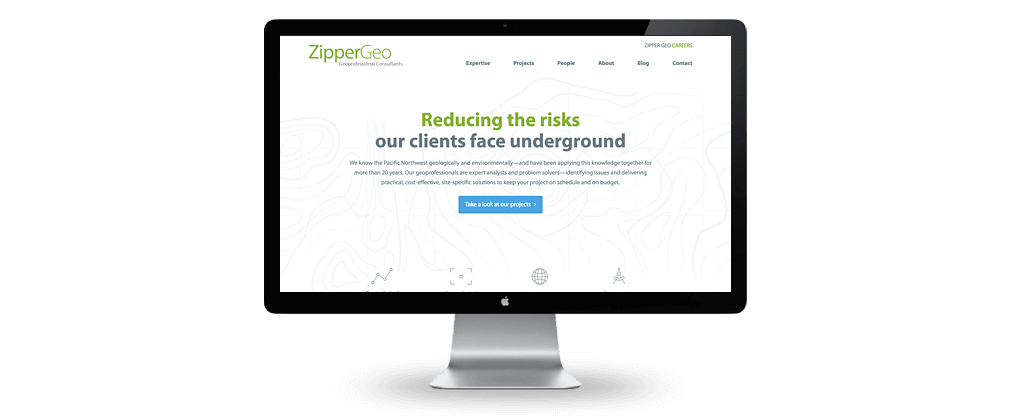 ZipperGeo website