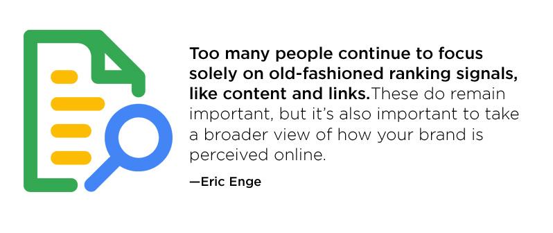 Eric Enge quote