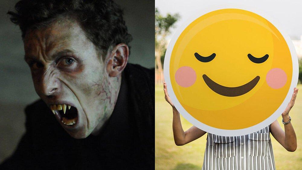 Vampire-happy