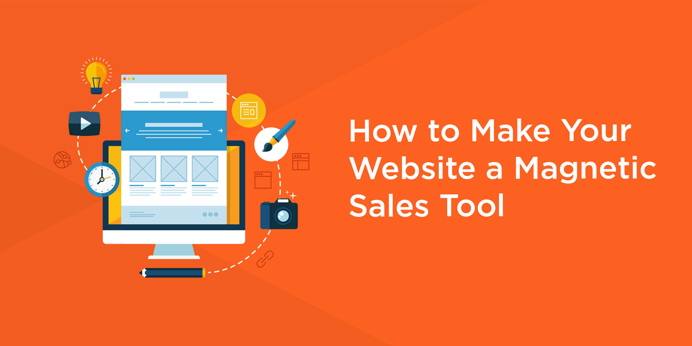 How to Make Your Website a Magnetic Sales Tool – McBreen Marketing