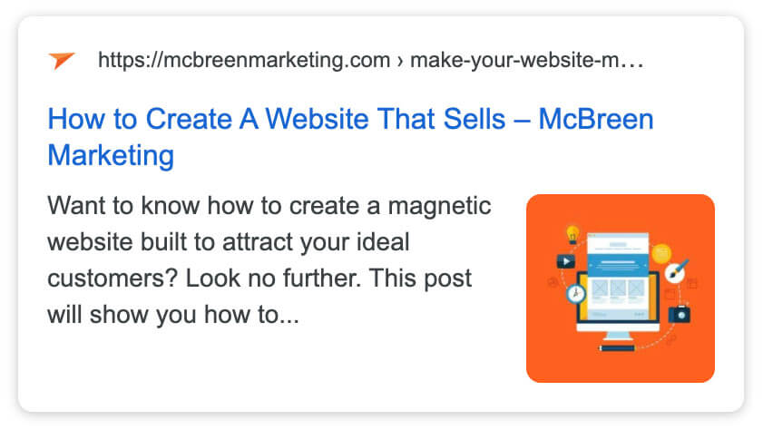 How to create a website that sells – McBreen Marketing