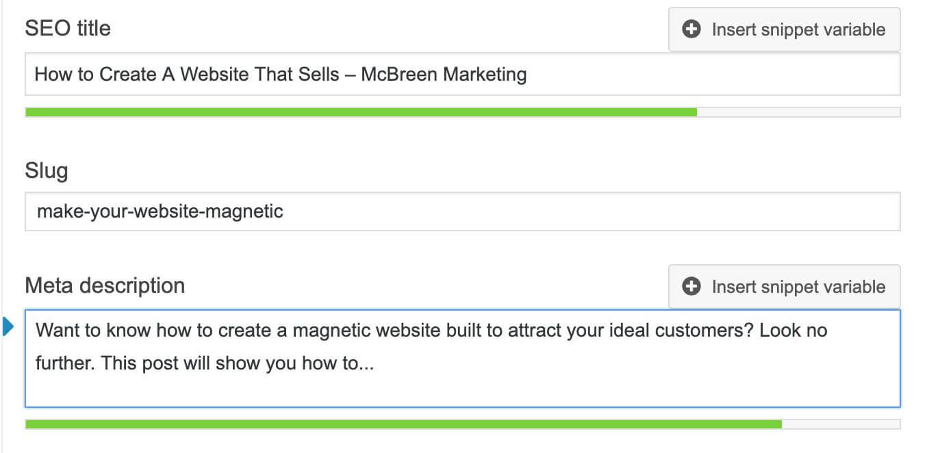 McBreen meta description – McBreen Marketing, Fort Collins, CO