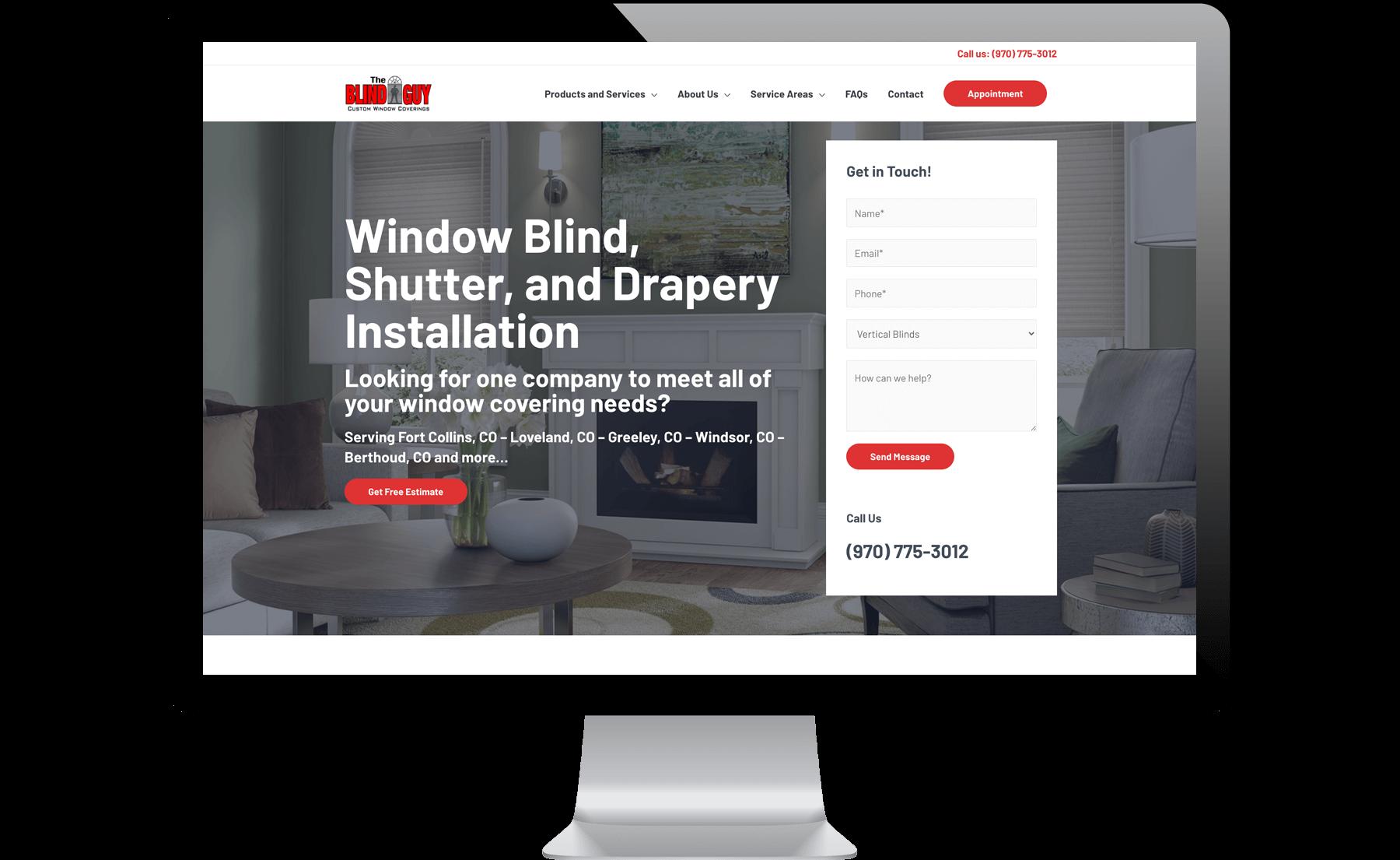 Blind Installation Company Cas e Study – McBreen Marketing