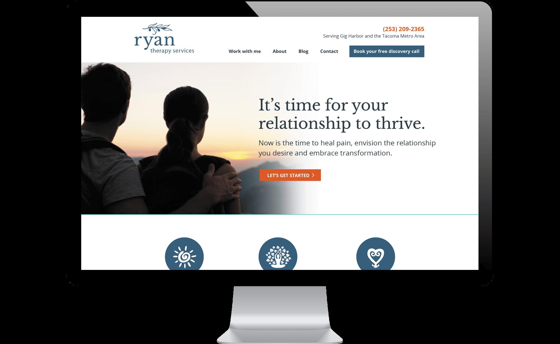 Couples Therapist Case Study – McBreen Marketing