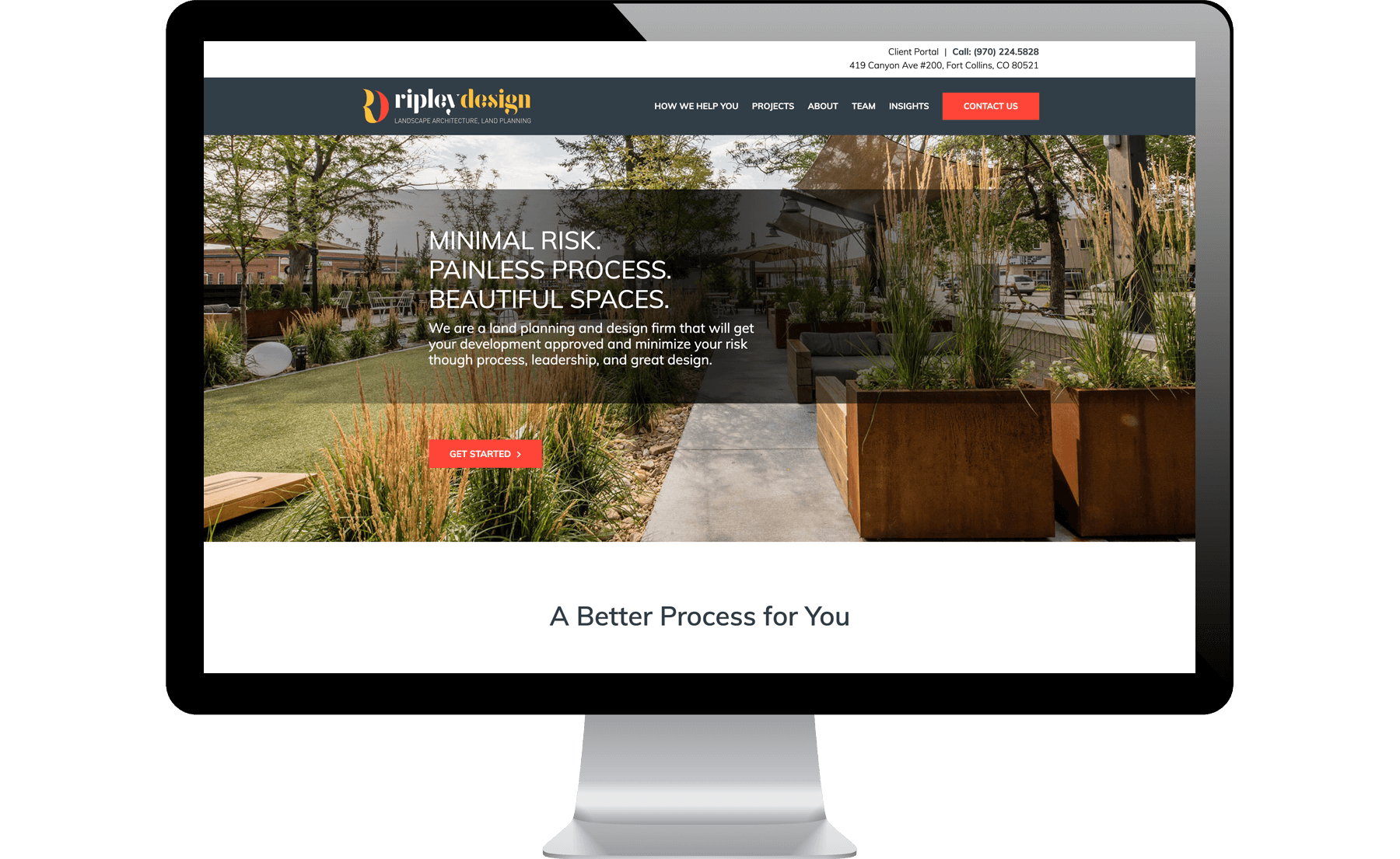 Land Planning and Landscape Architecture Firm Case Study – McBreen Marketing