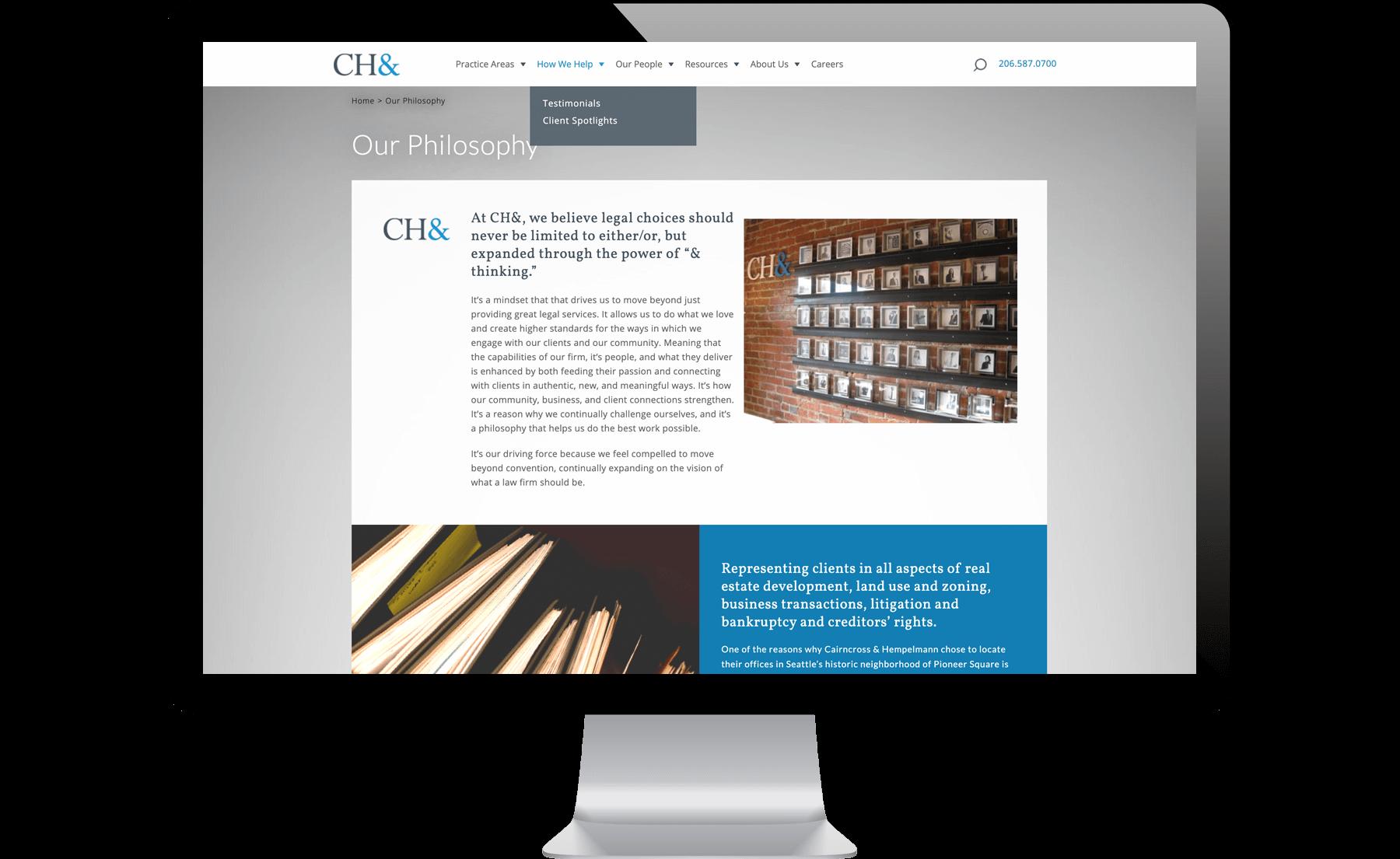 Law firm Case Study – McBreen Marketing