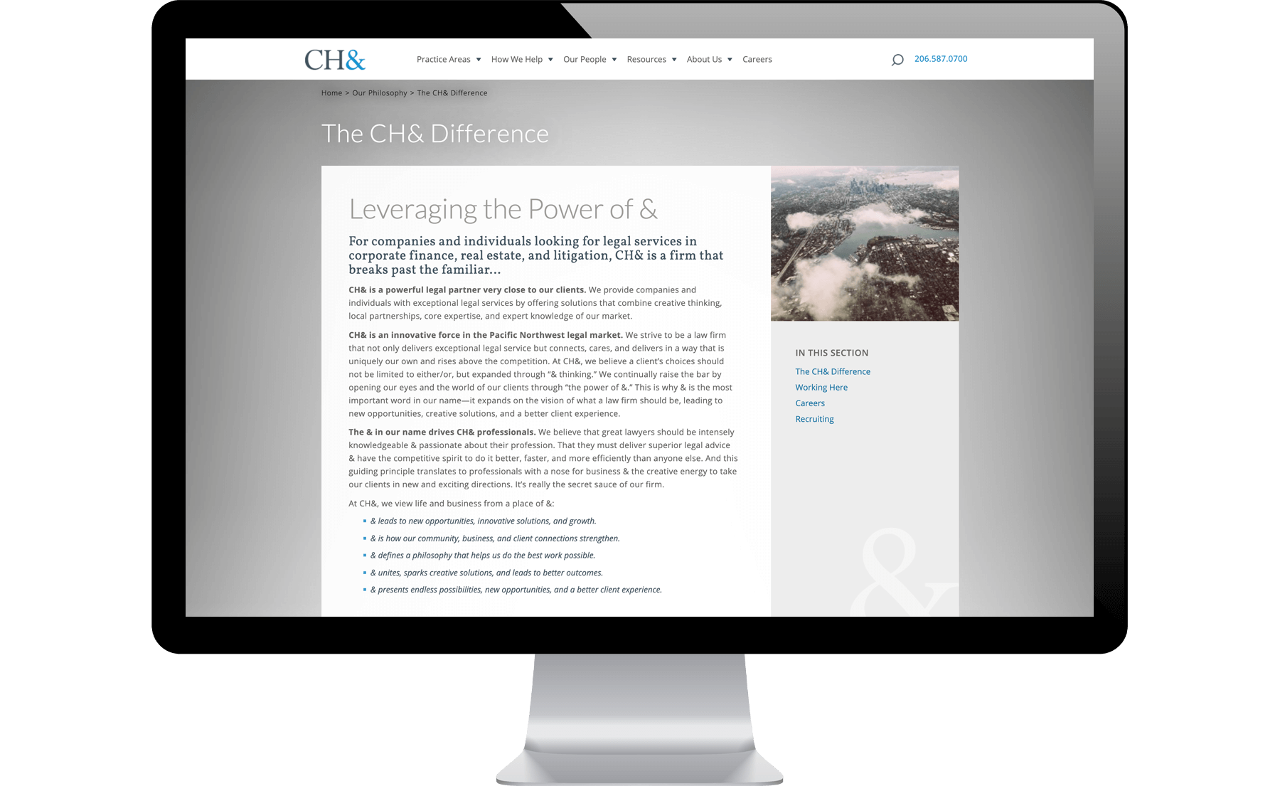 Law firm Case Study 2 – McBreen Marketing