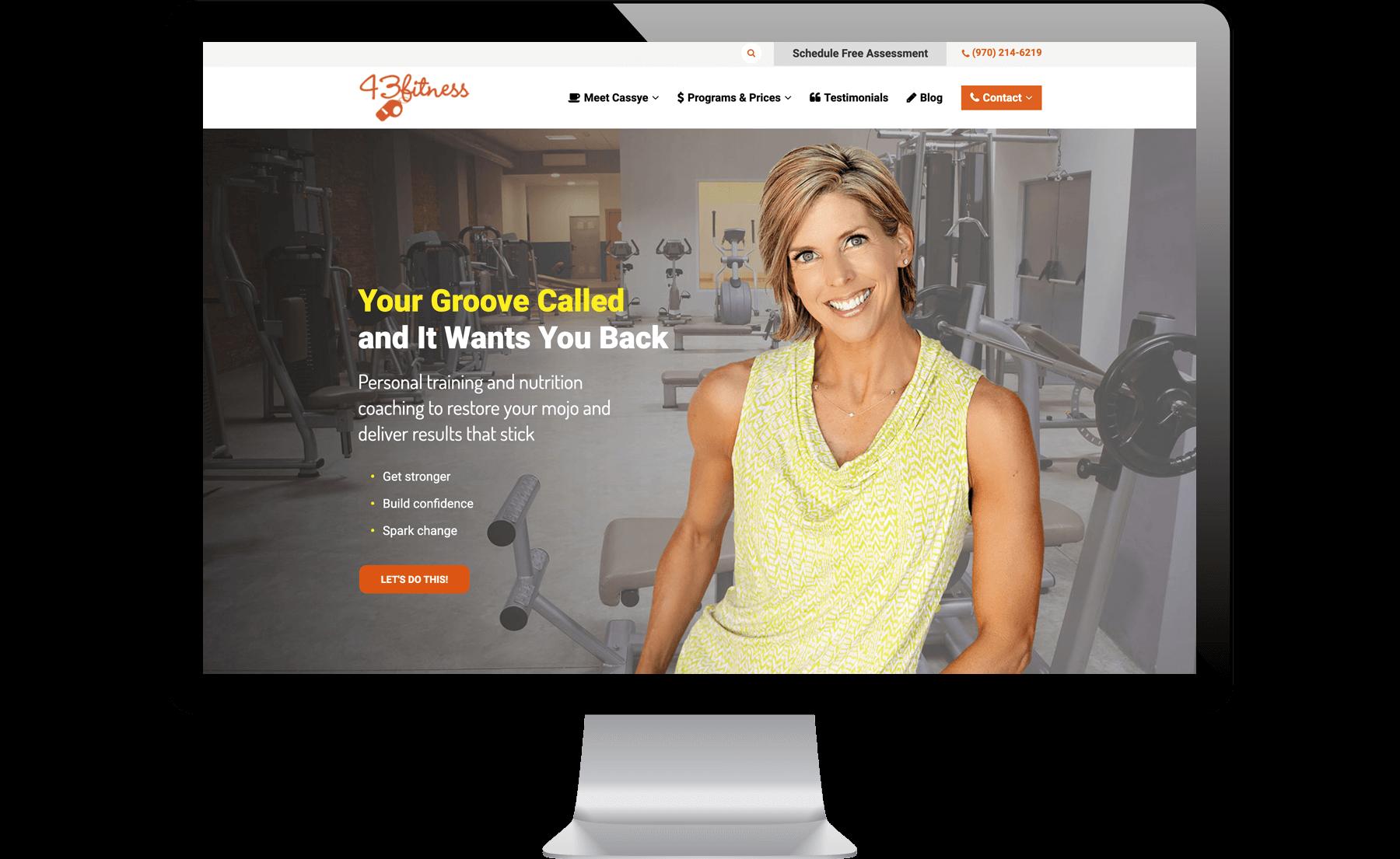 Personal Trainer Case Study – McBreen Marketing