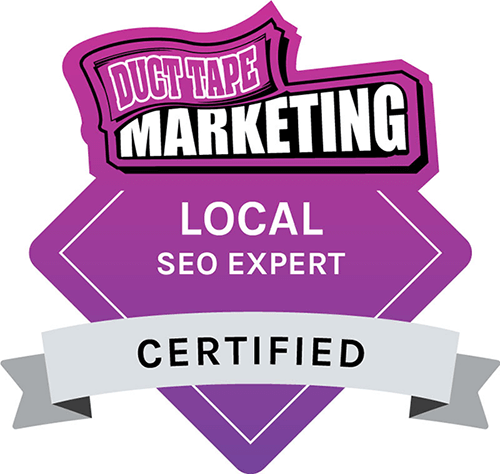 McBreen Marketing Certified Local SEO Expert Duct Tape Marketing