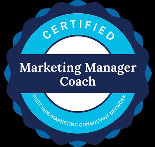 McBreen Marketing Certified Marketing Manager Coach